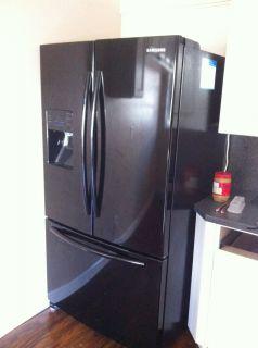 28.5 Cu. Ft. French Door Refrigerator (Color Black) ENERGY STAR