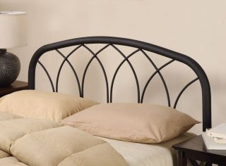 Coaster 300184QF Transitional Queen Full Headboard Black New