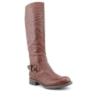 Franco Sarto Profile Womens Size 6.5 Brown Leather Fashion   Knee High