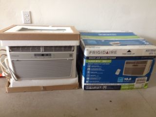 Frigidaire 8000 BTU Window Room Air Conditioner ENERGY STAR Model