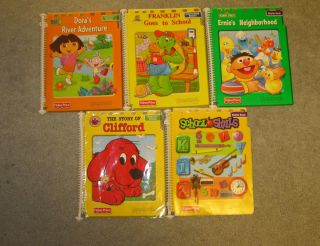 PRICE POWERTOUCH LEARNING SYSTEM BOOKS ONLY CLIFFORD FRANKLIN MORE