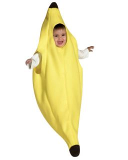 Infant Baby Banana Food Funny Cute Bunting Costume