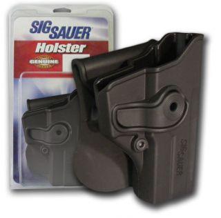 Sig Sauer P250C Paddle Holster Black Polymer 8500009
