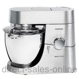 Titanium Major 1500W Food Processor Mixer Kitchen Machine New