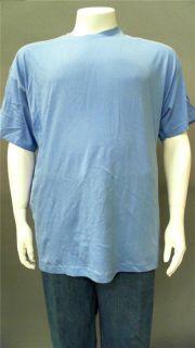 Foot Locker Mens Big Tall 3XL Carolina Cotton Basic T Shirt Tee Short