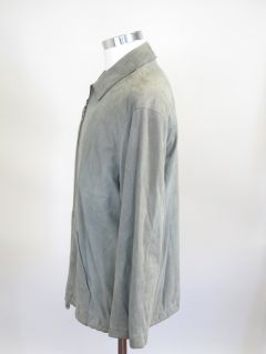 ARMANI at SOCIALITE AUCTIONS $1500 @ Fred Segal Mens Suede Jacket