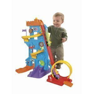 WHEELIES LOOPS SWOOPS FUN PLAY INTERACTIVE TOY TODDLER KIDS TOYS