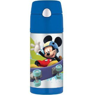 Thermos Funtainer Bottle Mickey Mouse Clubhouse New Thermoses