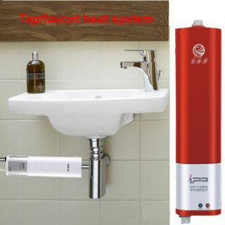 Electric Water Heater Heating System for Tap Faucet DT378