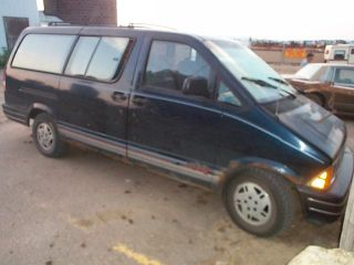 part came from this vehicle 1989 ford aerostar stock kh4473