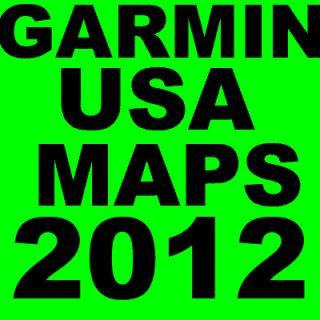 Garmin City Navigator NT USA North America Canada Maps