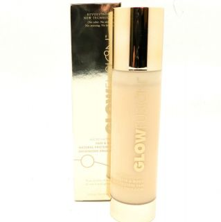 Fusion Beauty Glow Fusion Face Body Natural Protein Tan Enhancing