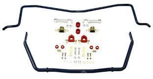 FORD RACING M 5490 A SWAY BAR KIT 2005 13 FORD MUSTANG GT COUPE