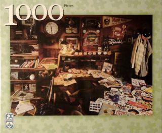 Memories 1000 Piece FX Schmid Jigsaw Puzzle