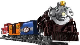 Lionel Hersheys Battery Operated G Scale Train Set