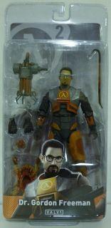 DR. GORDON FREEMAN Half Life 2 Video Game 7 inch Action Figure Neca