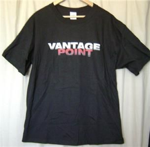 vantage point adult collectible promo t shirt new