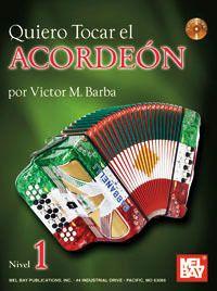 Quiero Tocar El Acordeon Gabbanelli Hohner Libro CD