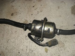 John Deere 332 Electric Fuel Pump