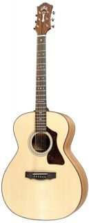 Guild GAD F40 Blonde Grand Orchestra Acoustic Guitar w Case NEW