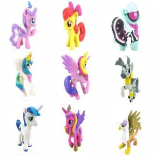 My Little Pony Friendship Is Magic 2 inch PVC Figure 9 Style G4