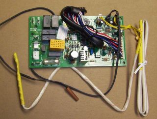 FRIGIDAIRE AC PC CONTROL BOARD, 5304459585, FOR AC WITH HEAT