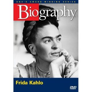 Frida Kahlo   New A&E Biography DVD Diego Rivera