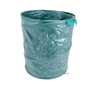 40 Gallon Pop Up Leaf Bag Temporary Trash Bin