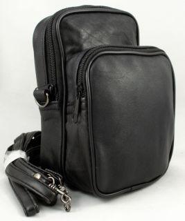 Leather Case Bag for Garmin Nuvi 465T 465 Car Truck GPS