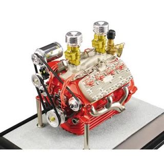 GHH Desktop Collectable Ford Flathead Engine Edelbrock Equipped 1 6
