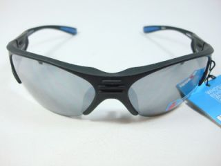 Foster Grant Sport Iron Man Em Power Black Sunglasses Shatter