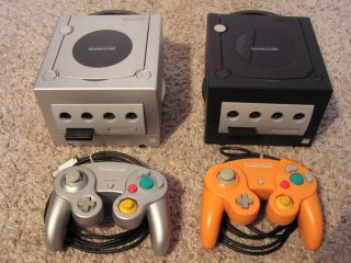 Nintendo GameCube Systems Includes 20 Games Plus Accessories