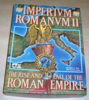 Imperivm Romanvm II West End Games Board Game