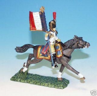 Frontline Figures French Horse Grenadier Standard FHG7