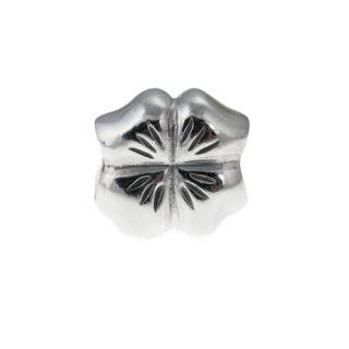 Genuine Pandora Sterling Silver Four Leaf Clover Charm 790157