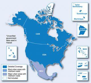Garmin City Navigator North America NT 2013 Map update Data SD Micro
