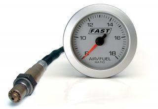 New Fast Wide Band Digital Air Fuel Meter 2 1 16 Gauge Kit 170634