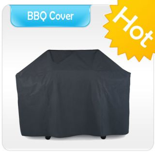 Waterproof 67 inch BBQ Cover Gas Burner Grill Outdoor Protection in 2