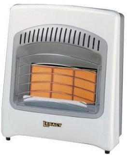 Legacy 18K BTU Natural Gas Wall Heater Vent Free Tstat
