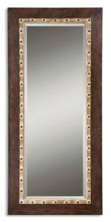 Large Old World Tuscan Full Length Floor Mirror New
