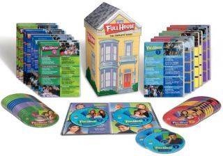 Full House The Complete Series Collection DVD 2007 32 Disc Set