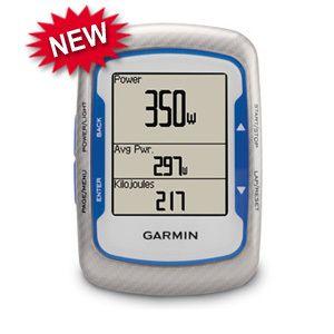 New Garmin Edge 500 Bike GPS EDGE500 Blue Cycling Computer Bike Watch