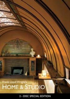 Frank Lloyd Wrights Home and Studio 2 Disc DVD Set 671928000276