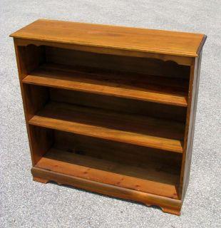 Vintage to Antique Wood Wooden Bookcase Furniture Bookshelf