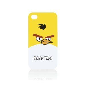 Gear4 ICAB402G Angry Birds Case for iPhone 4 iPhone 4S Yellow