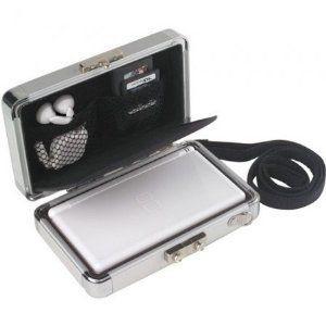 Intec G1860 Aluminum Safe Case for The DS Lite New
