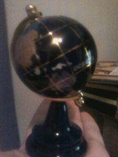 Alexander Kalifano Gemstone Globes