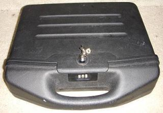 Franzen Armloc II Locking Pistol Gun Case Safe