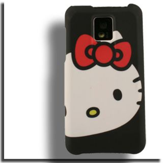 Case Car Charger T Mobile G2X with Googlehello Kitty A Cover Skin
