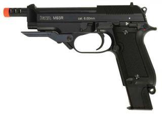 KWA M93R Gas Airsoft Blowback Gun NS2